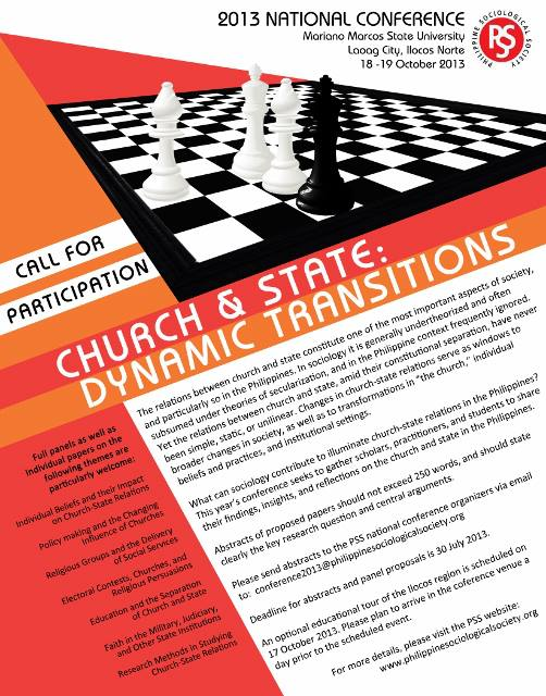 Church and State: Dynamic Transitions