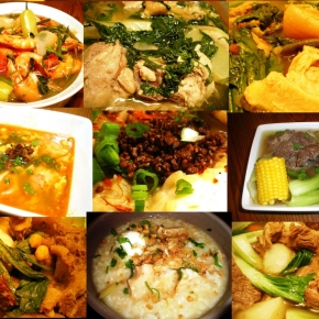 A Filled Bowl and a Filled Palate: Finding National Identity through Food and HorrorVacui