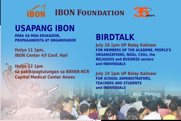 IBON BirdTalk