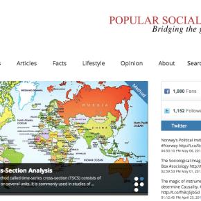 Blog of the Week: Popular SocialScience