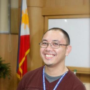Featured Professor: Dr. Manuel Victor J.Sapitula