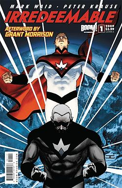 State of Exception in the Comic Book Irredeemable