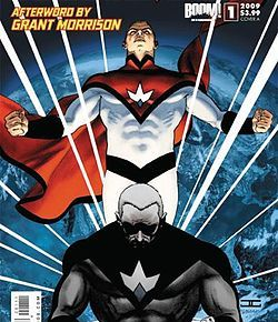State of Exception in the Comic BookIrredeemable