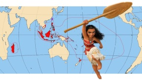 Moana and the Austronesian